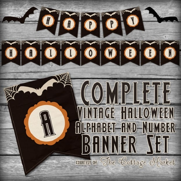 halloween-decorations-free-banner-set