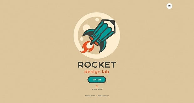 single-page-websites-rocket
