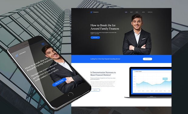 financial-website-design-appearance
