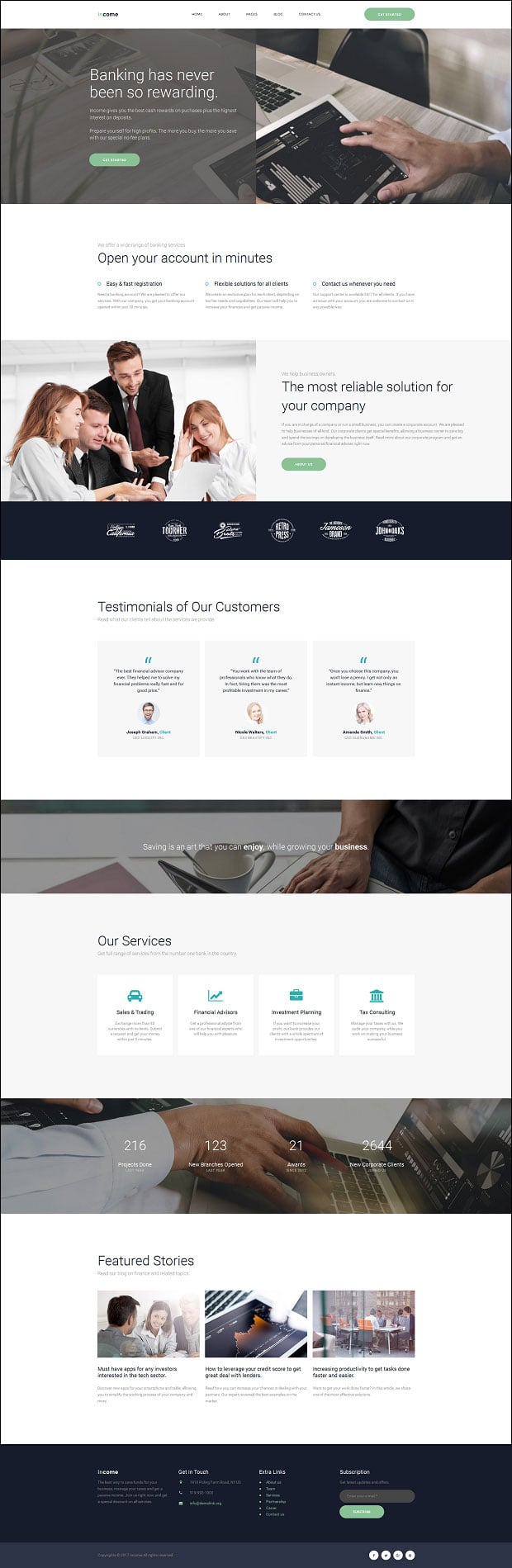 financial-website-design-banking-home-page