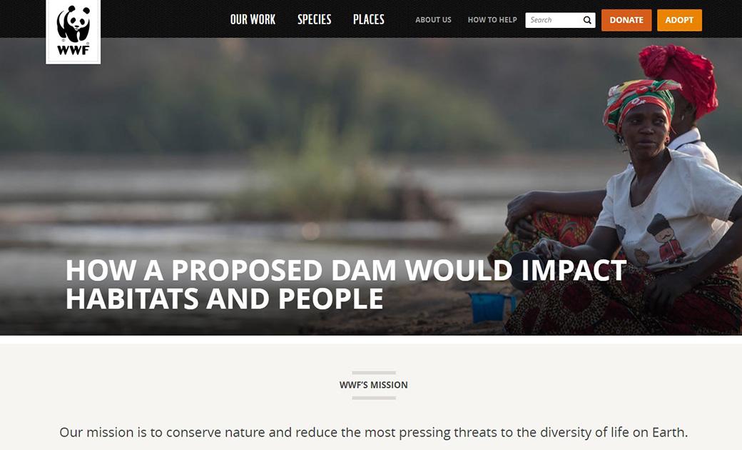 Упростите процесс внесения пожертвований сайт благотворительности изображение