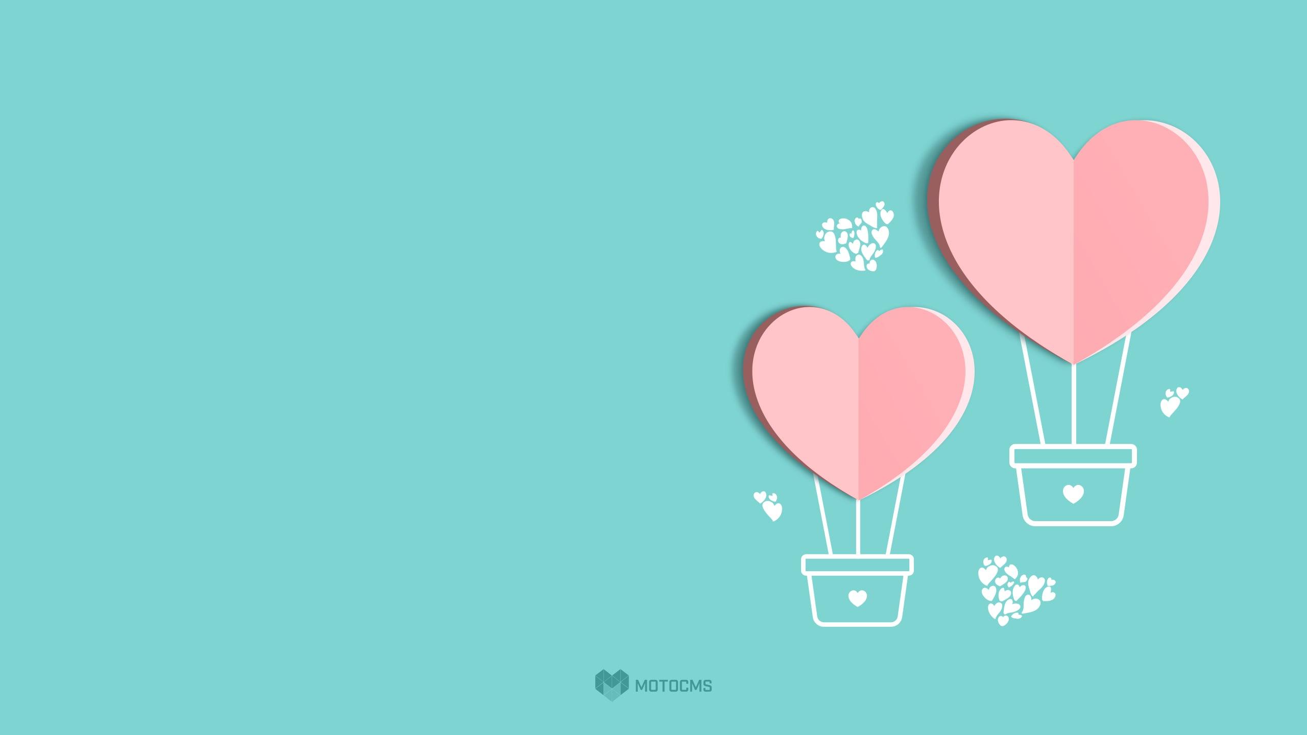 Ladet dieses Wallpaper zum Valentinstag kostenlos herunter