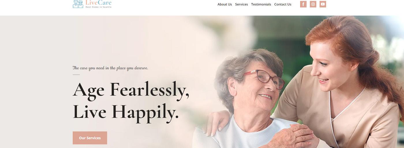 Nursing Website
