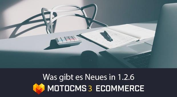MotoCMS eCommerce Update wurde veröffentlicht