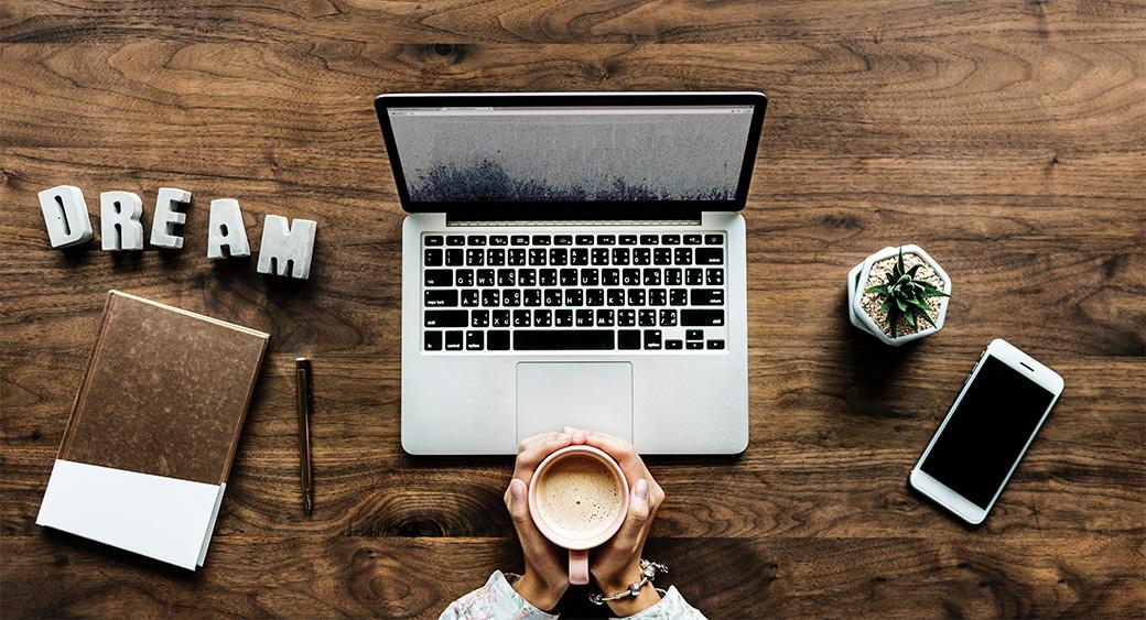 как создать блог советы главное изображение