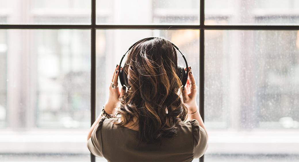Как создать музыкальный веб-сайт главное изображение