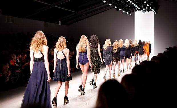 How to make a fashion website - main