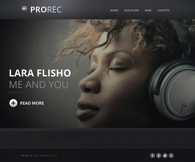 How to make a music website - prorec
