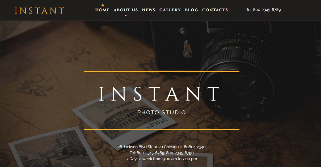 Website for Photography Simple Steps to Follow