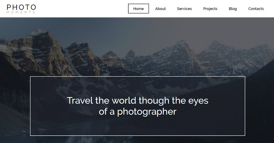 Blog Functionality after You Create a Website for Photography