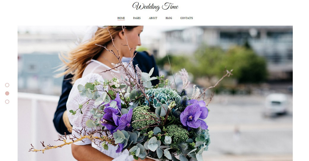 wedding photography template