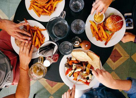 Как создать сайт ресторана, кафе - идеи и советы