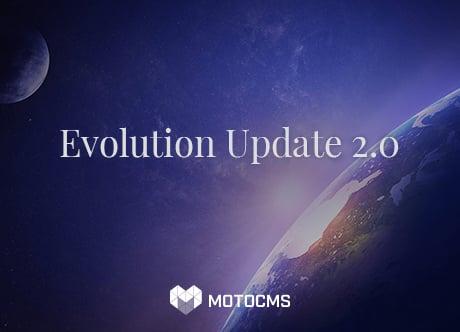 Erstellt jede Website für jedes Ziel mit Evolution Homepage-Vorlage
