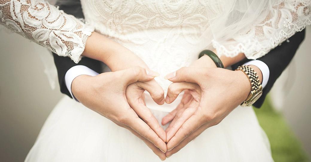 Erfolgreiche Hochzeitshomepage erstellen Beitragsbild