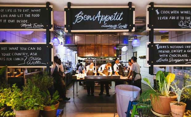 Website für Cafés und Restaurants erstellen