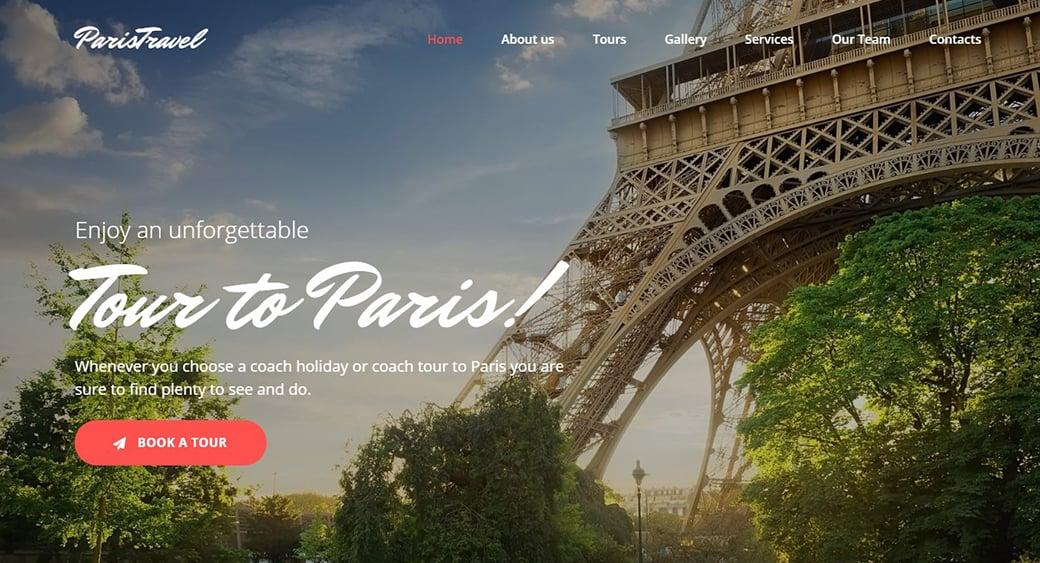 сайт туров в европу