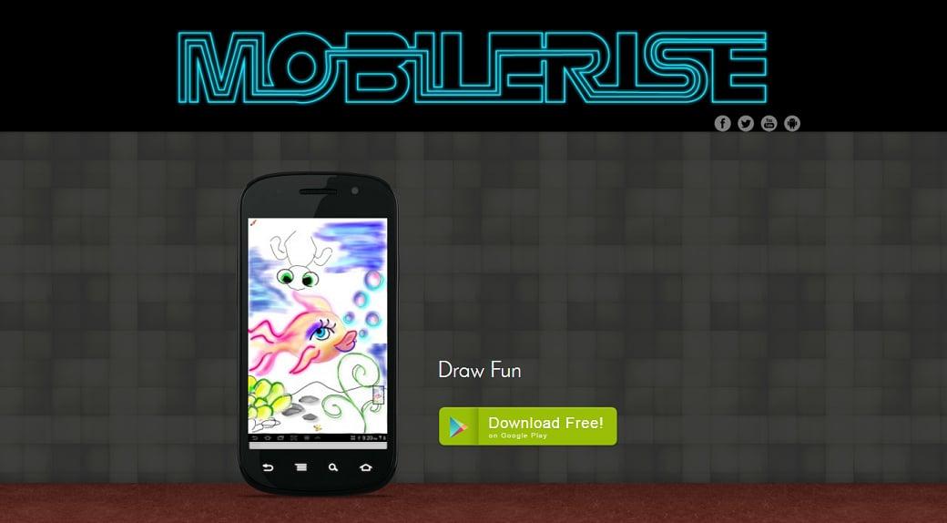 Free drawing apps - draw fun