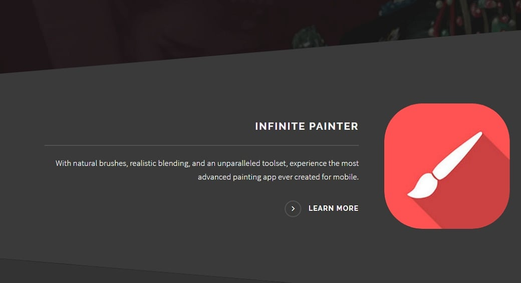 Free drawing apps - infinite painter