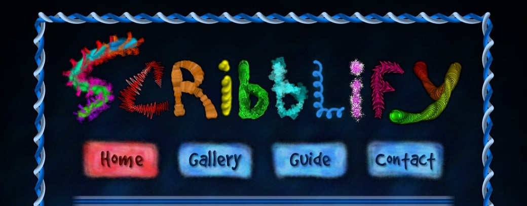 Free drawing apps - Scribblify