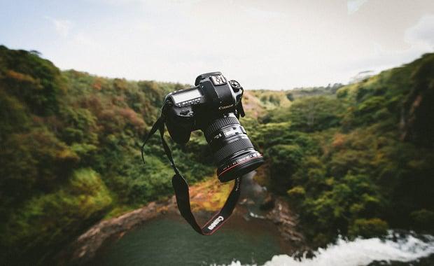 Homepage für Fotografen erstellen