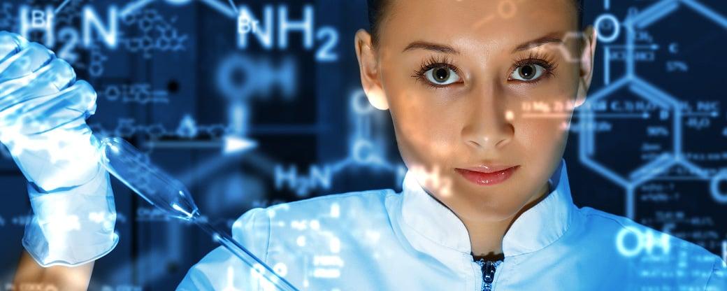 как создать сайт о науке и технологиях главное изображение