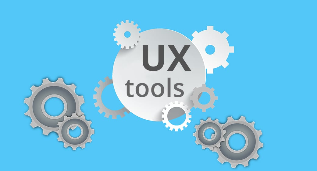 UX Design Tools Bild
