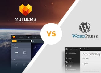 MotoCMS vs. WordPress - Ultimate CMS Comparison