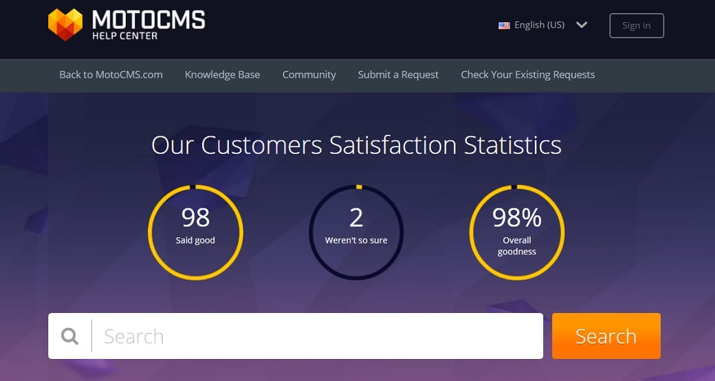 Ultimate cms comparison - MotoCMS help center