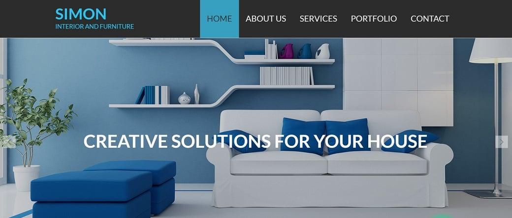 как создать сайт о мебели