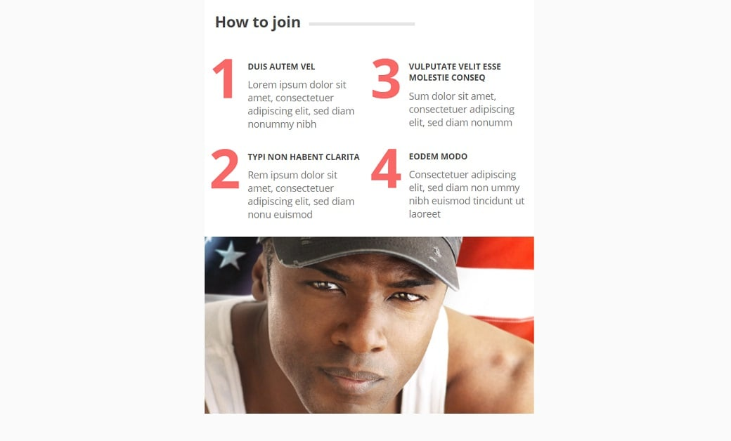 How to make a military website - join