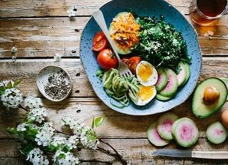 Как создать сайт о еде и напитках с аппетитным дизайном