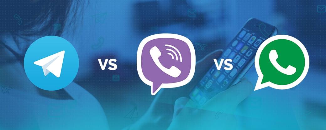 Messenger apps - main image