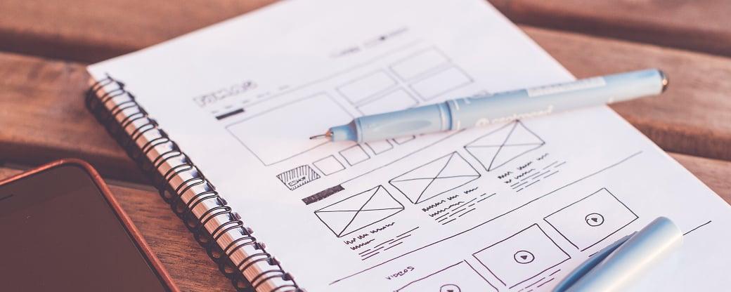 UX Designer Portfolio - main image