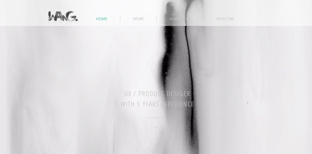 UX Designer Portfolio - Nan Wang