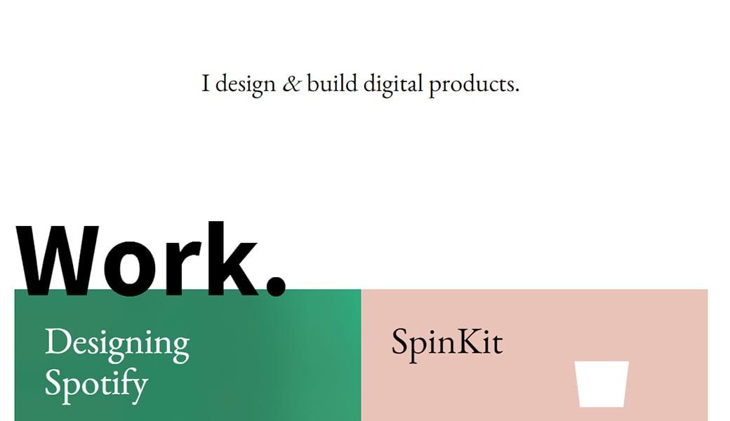 UX designer portfolio - Toblias Ahlin