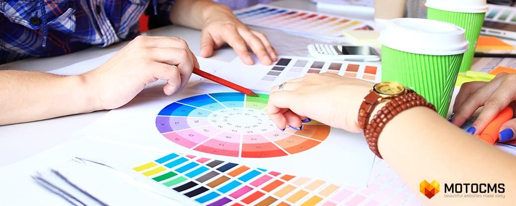 лучшие цвета для блога