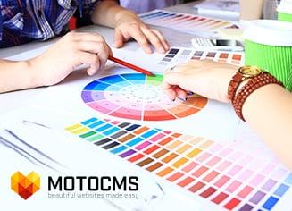 Сочетание цветов в веб-дизайне: создаем персональный блог