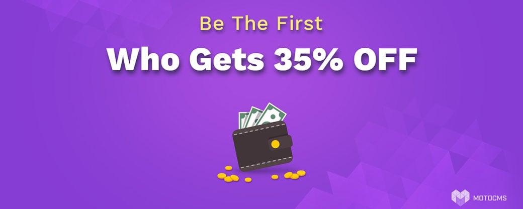 premium templates sale banner