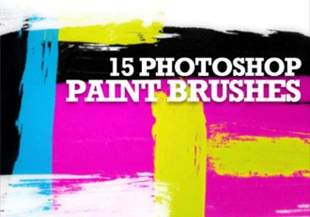 15 photoshop paint