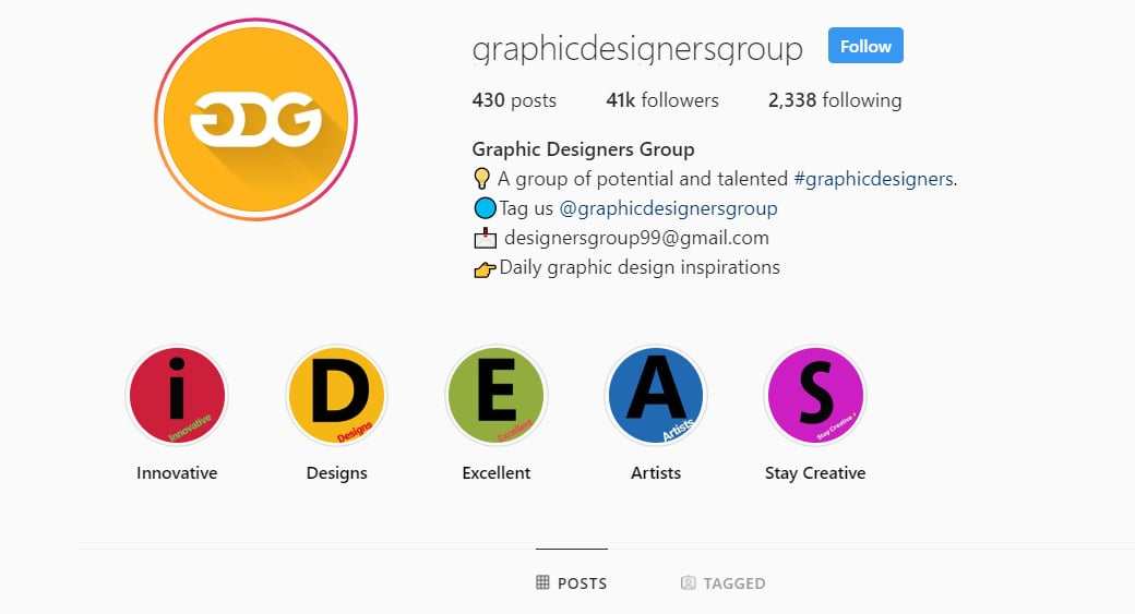 Graphic Designers Group image