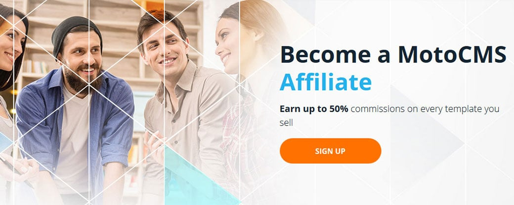 MotoCMS affiliate program
