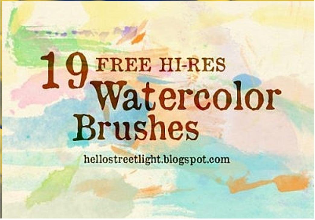 free brush set