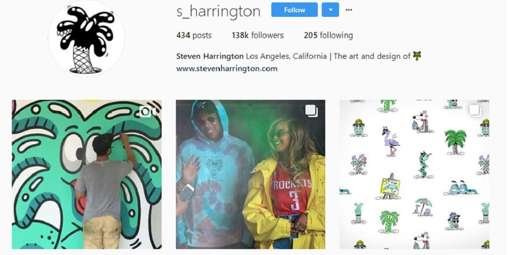 s harrington prifike picture