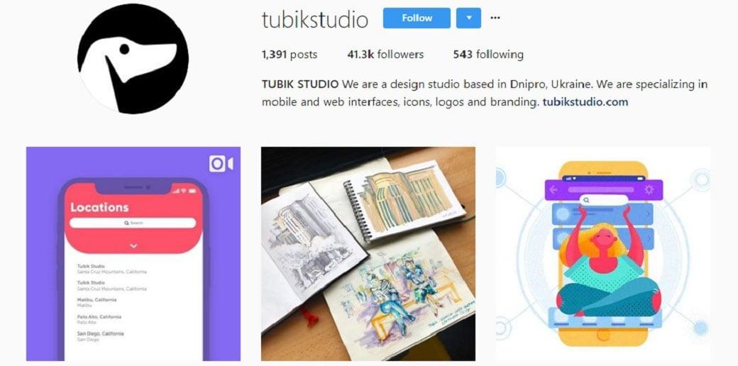 tubik studio image