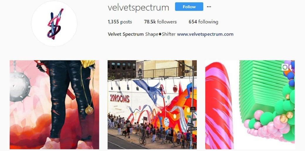 velvet spectrum picture