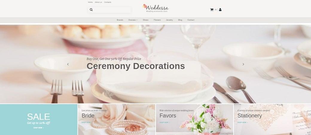 свадебный интернет-магазин