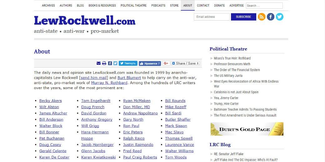 LewRockwell