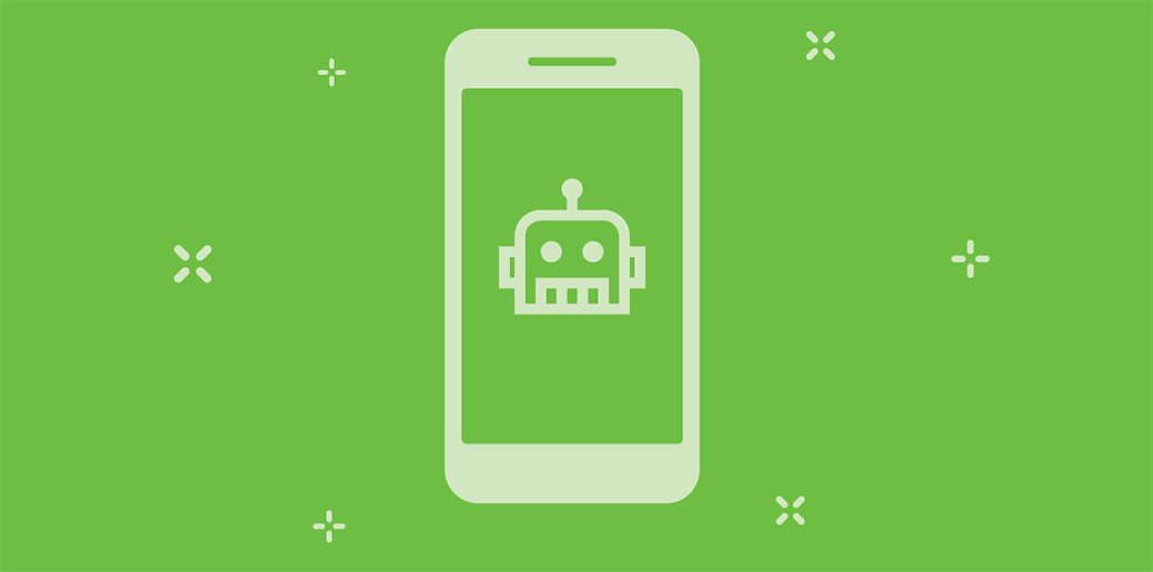 Chatbots in mobile apps picture