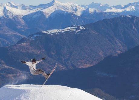 Зимние Олимпийские игры — создаем тематический спортивный сайт