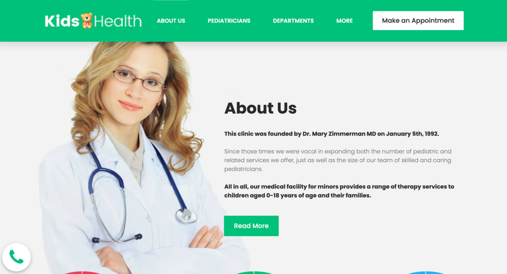 How to Create an About Us Page Design